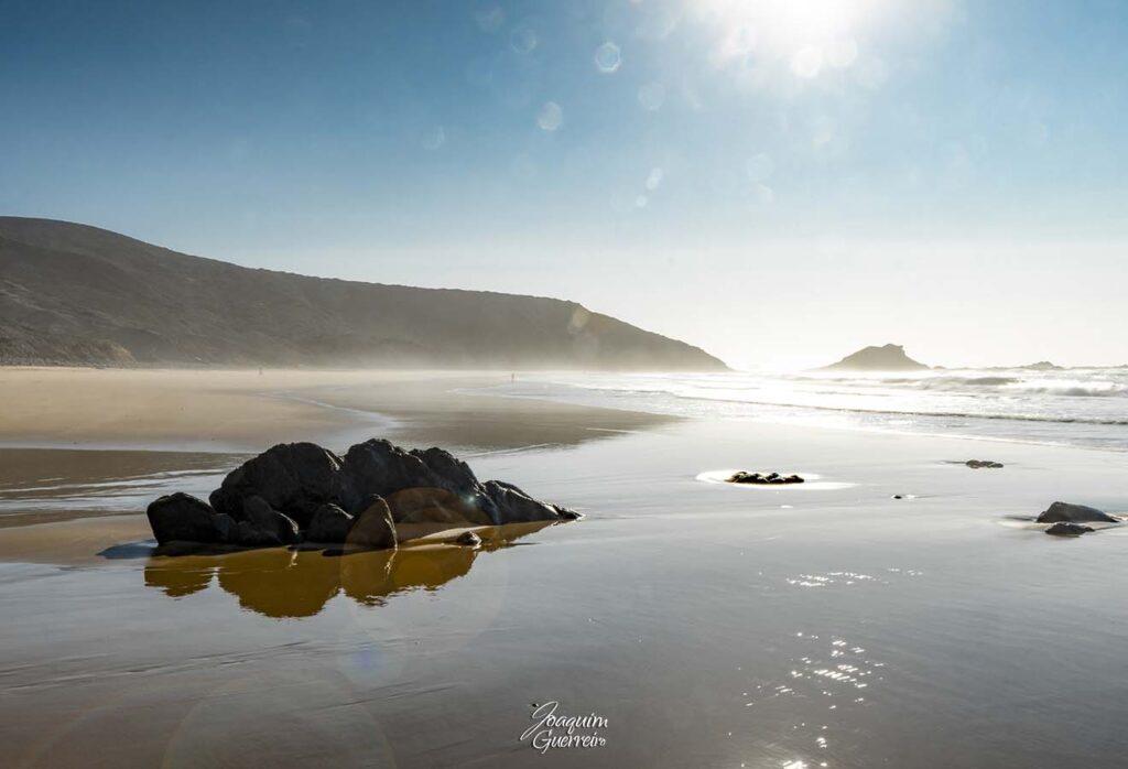 Praia da Ponta Ruiva - Algarve